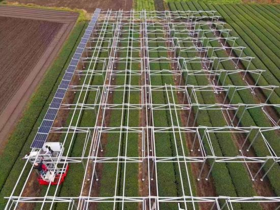 Agricultural Mounting structures for Farmland operation