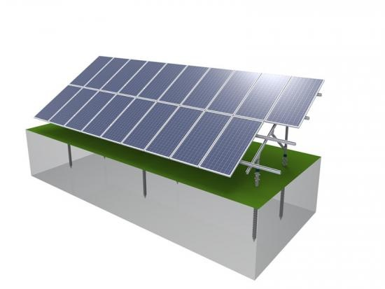 GB carbon steel beam for solar racking